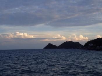 6月8日タオ島海ブログ
