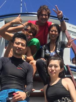 2017年6月9日タオ島海ブログ
