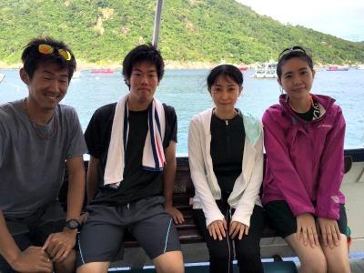 タオ島 海ブログ ファンダイビング