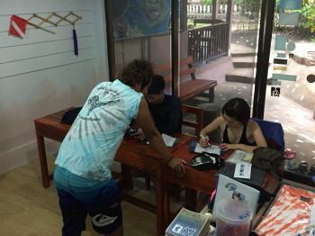 6月12日タオ島、ブログ