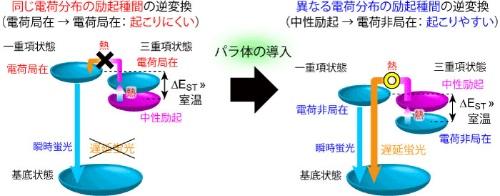 TADF_mechanism_kyusyu-univ_AIST_image4.jpg