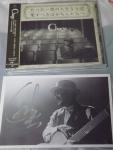 CDと直筆サイン