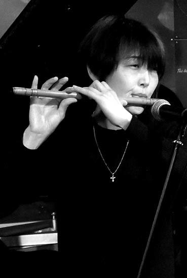 20170517 Jazz38  篠笛 13㎝ DSC00503