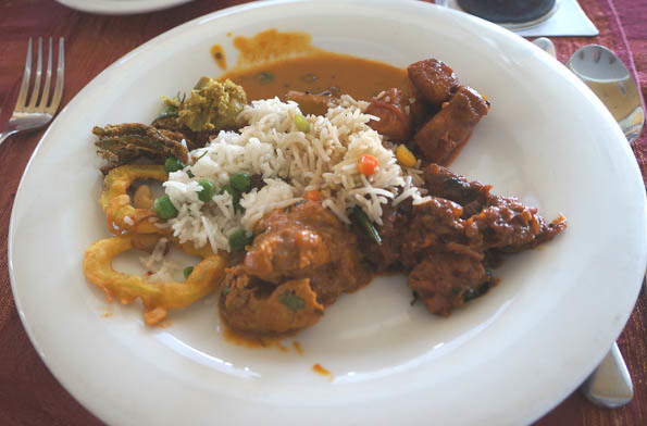 4 20170511Kanyakumari  Kuttanadan Restaurant 21cm DSC09890