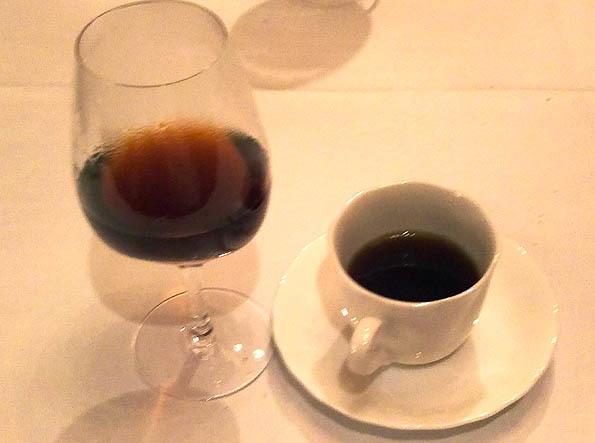 20170613 エスコフィエ 5 コーヒー飲み比べ 21㎝DSC_0459