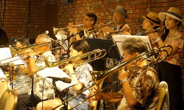 20170722 Halem live brass 21cm DSC02714