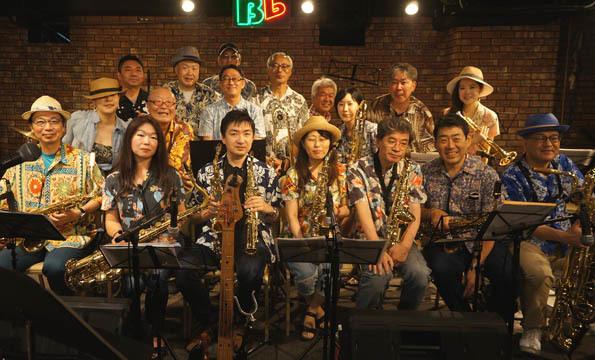 20170722 Halem Live members 21cm DSC02835