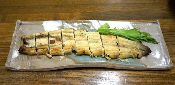 20161116 ウナギの味噌漬け 21㎝DSC09215