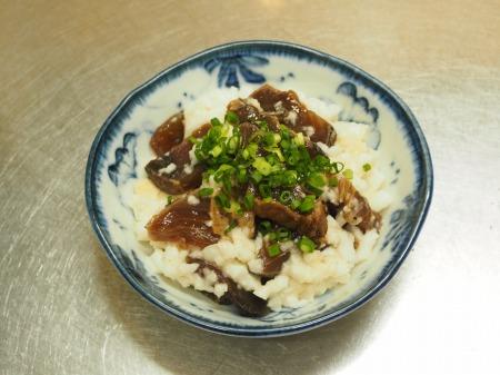 カツオ漬けのたたき長芋和え24
