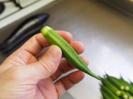 茄子とチキンのビーフンカレー26