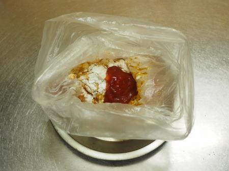 鶏むね肉のヨーグルトカレー焼27