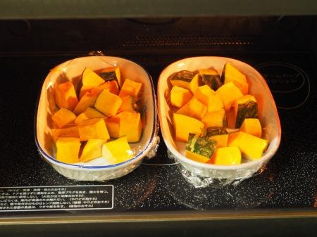 鶏むね肉とかぼちゃのカレーチ26