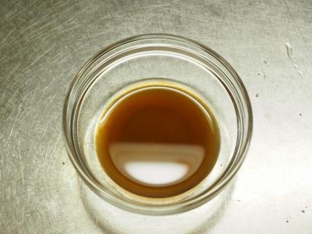 チキンレッグの塩レモン焼き017
