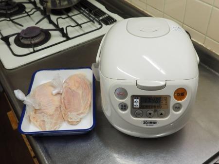 塩麹蒸し鶏018