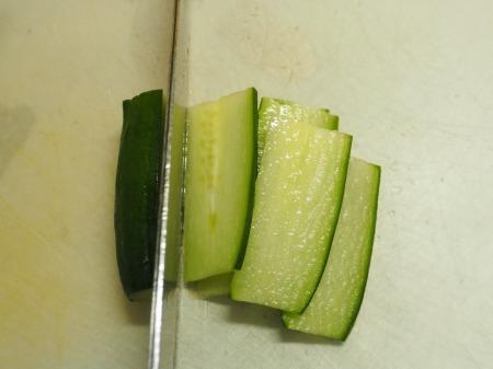 サーモン刺身の塩麹漬け029