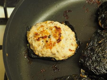 秋刀魚蒲焼きと鶏肉の磯辺038