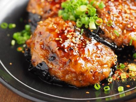 秋刀魚蒲焼きと鶏肉の磯辺012