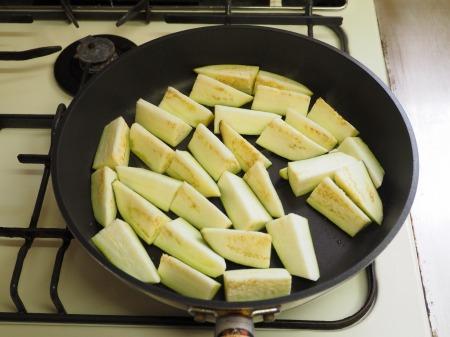野菜たっぷり豚味噌炒め035