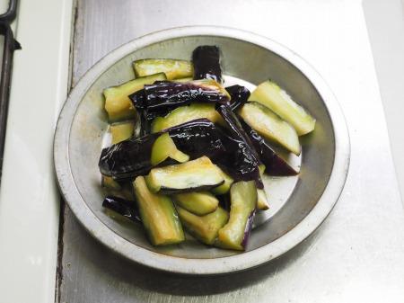 野菜たっぷり豚味噌炒め038