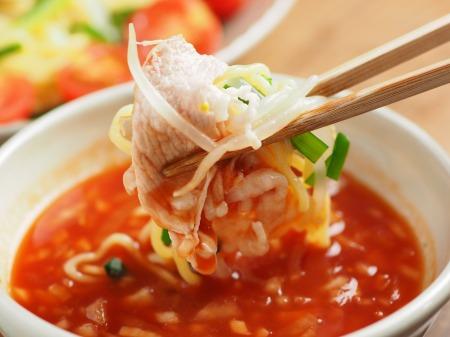 冷しゃぶトマトつけ麺025