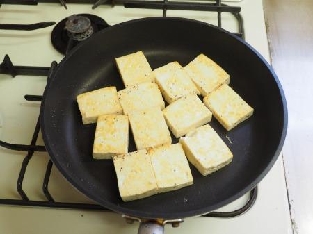 豆腐と茄子の炒めカレー027