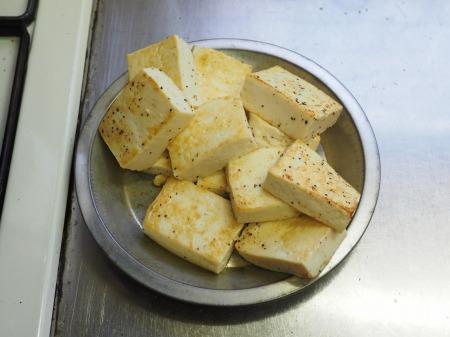 豆腐と茄子の炒めカレー028