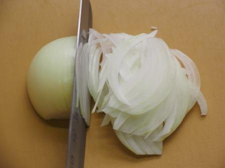 カレー豆腐のキーマあんかけ003