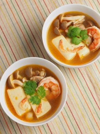 カレー豆腐のエスニックスープ035