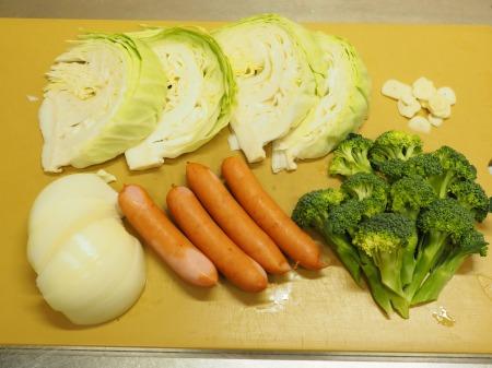 雷豆腐のトマト湯豆腐011
