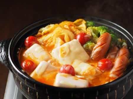 雷豆腐 トマト湯豆腐018
