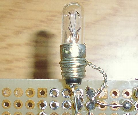 Lamp取り付け