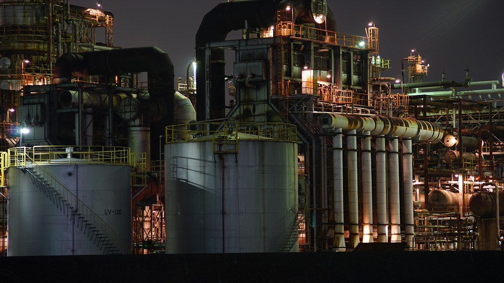 DSC019工場