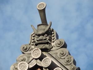 本行寺の空blog02