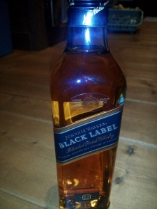 「ジョニーウォーカー ブラックラベル 12年」キリンビール