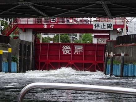 扇橋水門1