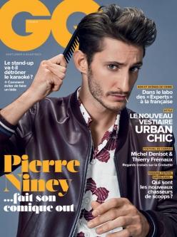 GQ France - Juin 2017