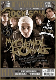 ROCK SOUND - Issue 218