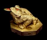 八卦銭蛙1