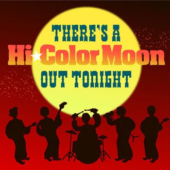Hi-olor Moon caricature likeness