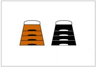 跳び箱のフリー素材テンプレート・画像・イラスト
