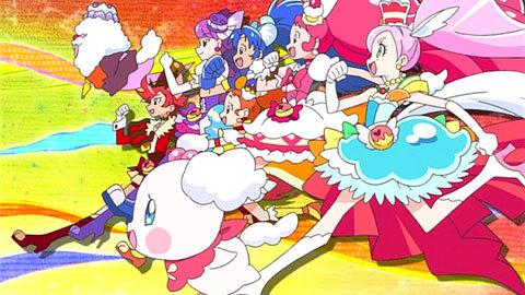 【キラキラ☆プリキュアアラモード後期主題歌シングル】オープニング・ノンテロップ映像「SHINE!! キラキラ☆プリキュアアラモード」