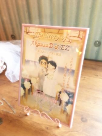 結婚報告パーティー-撮影_6195