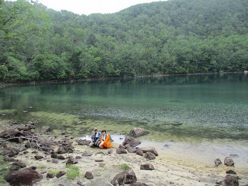 タチバナ湖20170806
