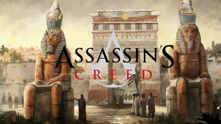 【朗報】エジプトを舞台にした『アサシングリード・エンパイア』XboxOne独占!キタアアアアアア