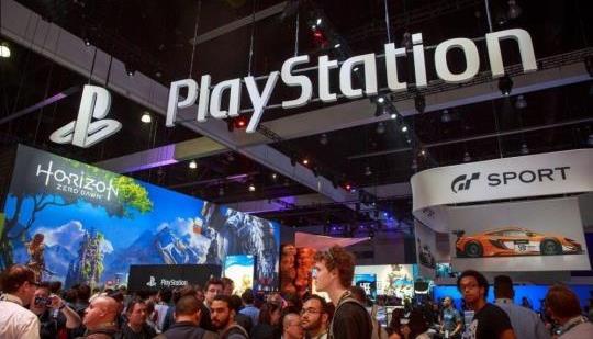 ソニー、E3 2017ブーススペースの驚異的な量を