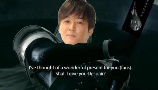 【悲報】PS4『ファイナルファンタジーリメイク』が開発中止へ!スマホを含めたマルチに…