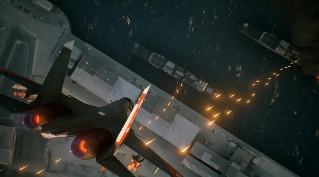 『エースコンバット7』E3トレイラーが公開!ドッグファイトシーンかっこよるすぎるwwww