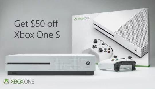 この夏、『XboxOne S』が50ドル値引きして299ドルに!UHDBDプレイヤー最安値を更新