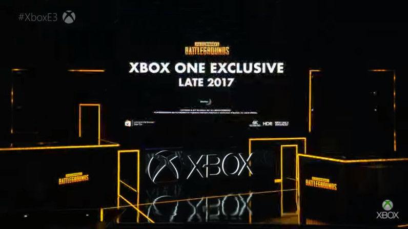 マイクロソフトがXboxOne独占『PUBG』の2017年末リリースを発表!なおPS4版は未定…
