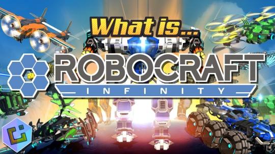 What is Robocraft Infinity